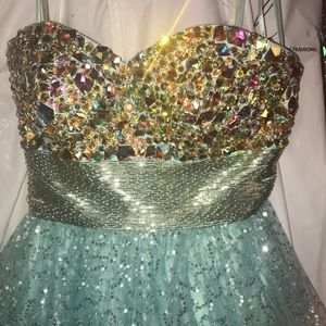 Homecoming/prom formal dress